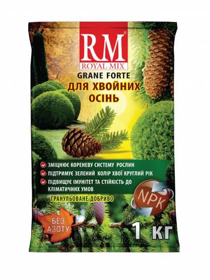 Royal Mix Grane Forte Для хвойних осінь