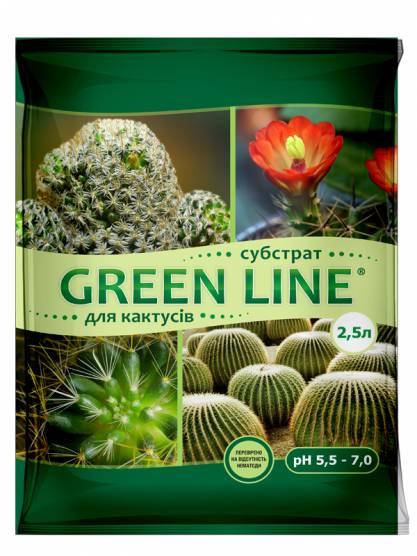 """""""Green Line"""" для кактусів"""