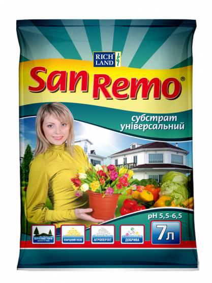 San Remo Субстрат універсальний