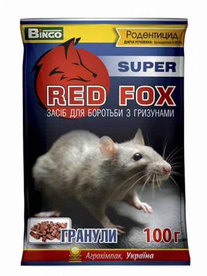 Red Fox супер