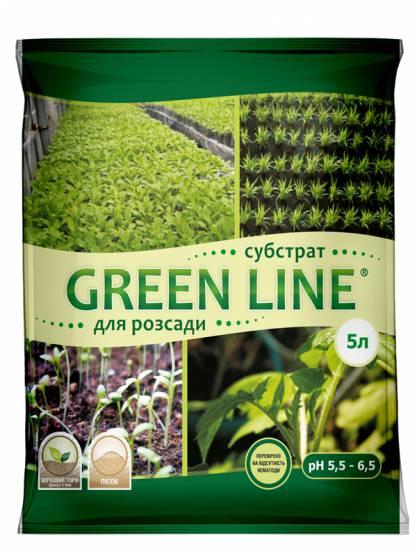 """Green Line"" для рассады"