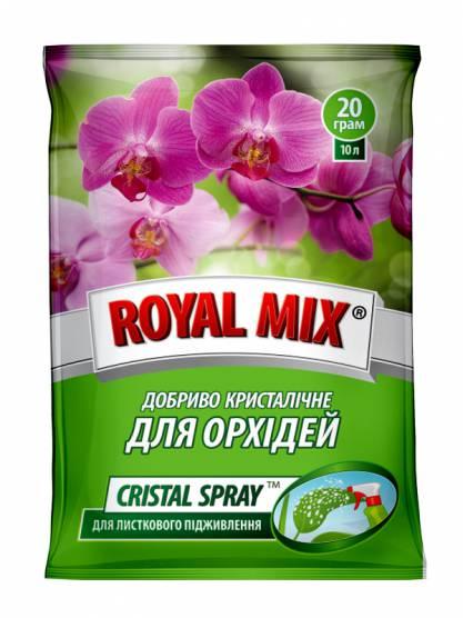Royal Mix сristal spray для орхідей