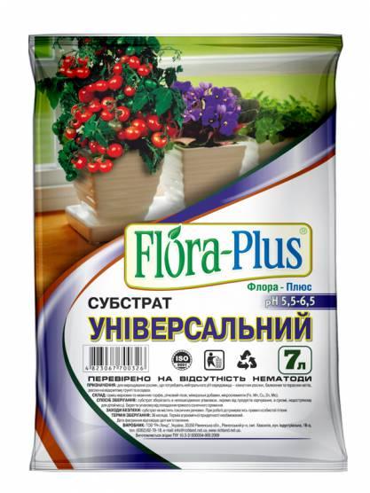 """""""Flora Plus"""" універсальний"""