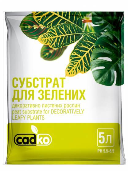 Садко Субстрат для зелених рослин