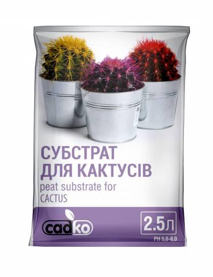 Садко Субстрат для кактусів