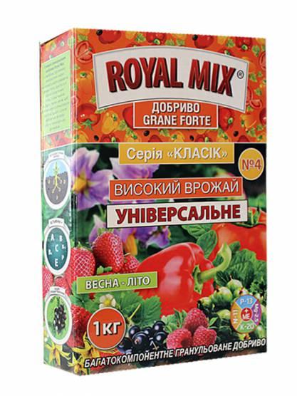 ROYAL MIX Grane Forte Высокий урожай