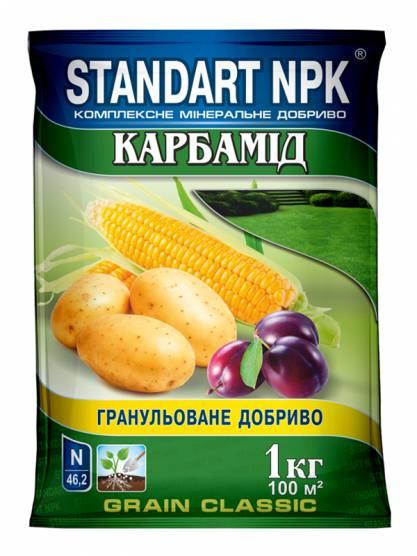 Standart NPK Комплексное минеральное удобрение Карбамид