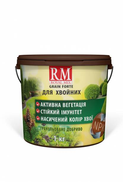 Royal Mix Grane forte для хвойних