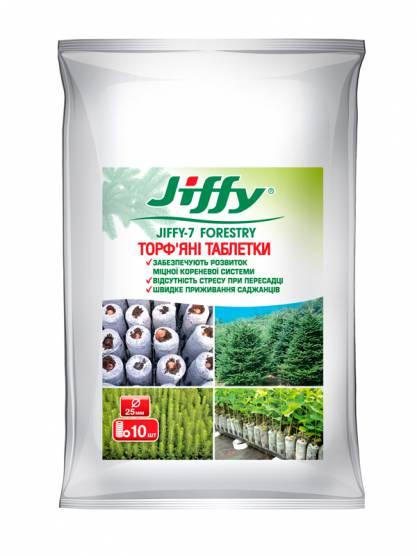 Jiffy-7 Forestry Торф'яні таблетки
