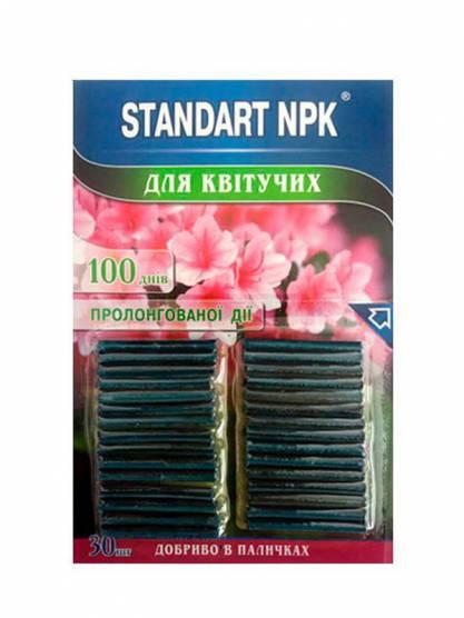 STANDART NPK палочки Для цветущих