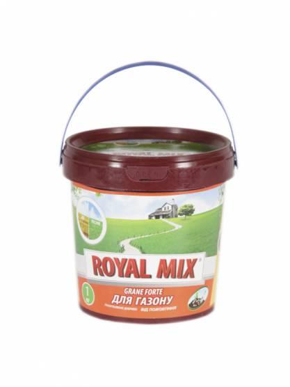 Royal Mix Grane forte для газона от пожелтения
