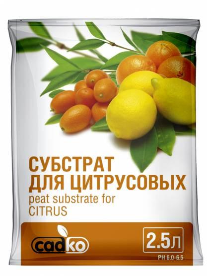 Садко Субстрат для цитрусових