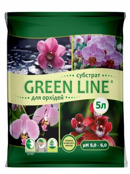 """""""Green Line"""" для орхідей"""