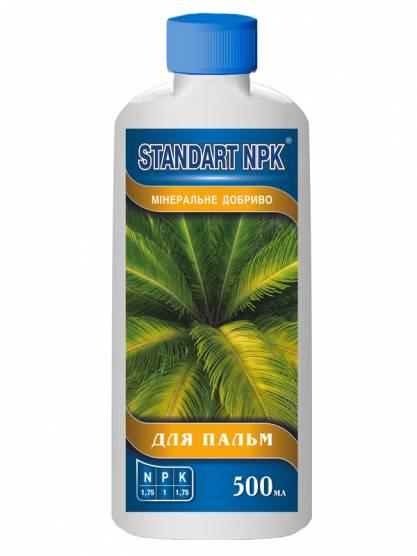 Standart NPK минеральное удобрение для пальм