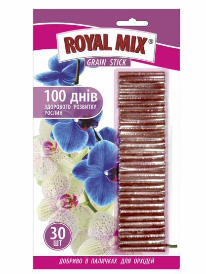 Royal Mix Grane stick для орхідей
